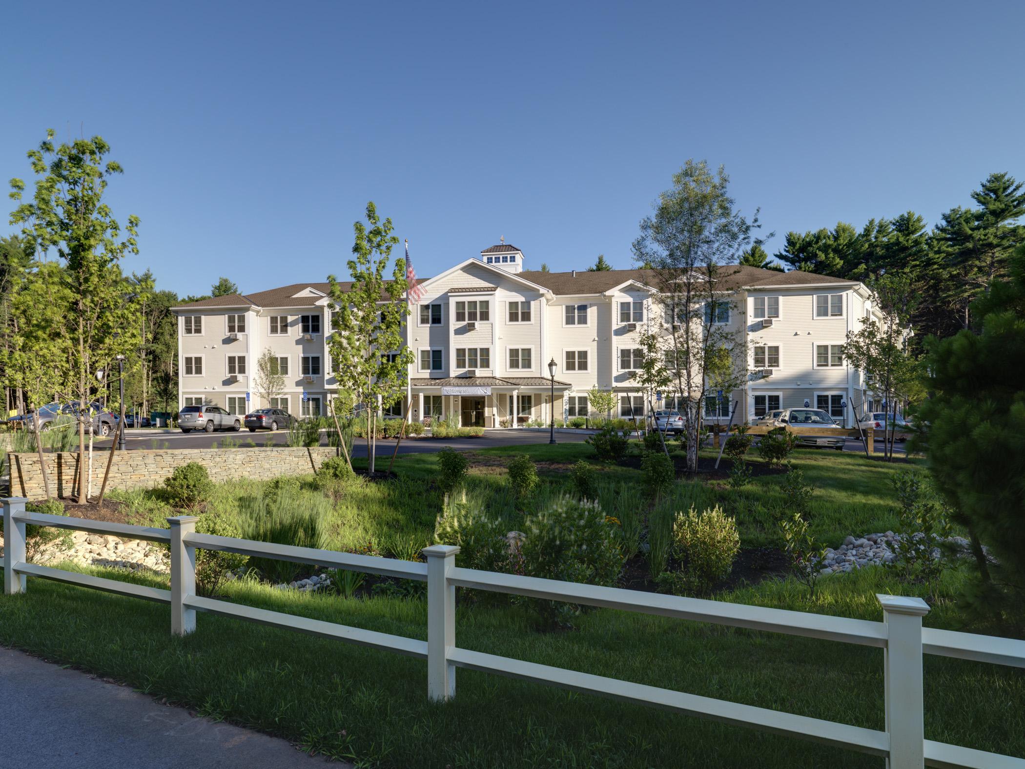 Barstow Village - Hanover, MA