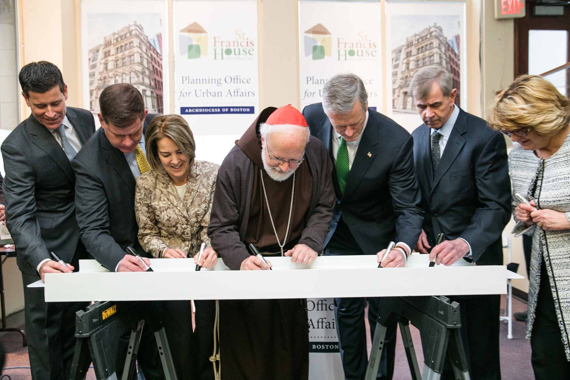 POUA Breaks Ground on The Union in Downtown Boston