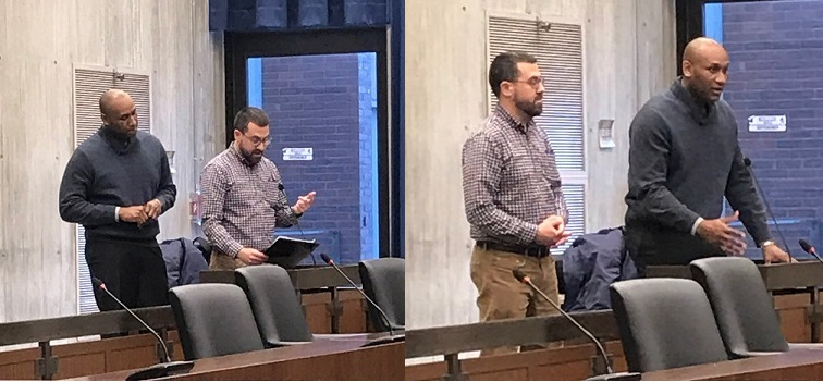 POUA & CICD Testify on Community Preservation Act
