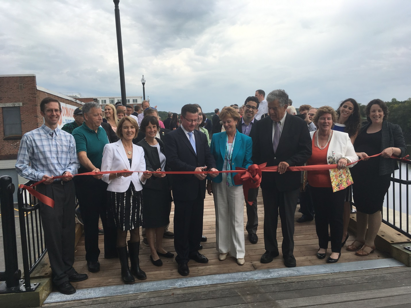 Haverhill Gets First Look at Harbor Place Boardwalk