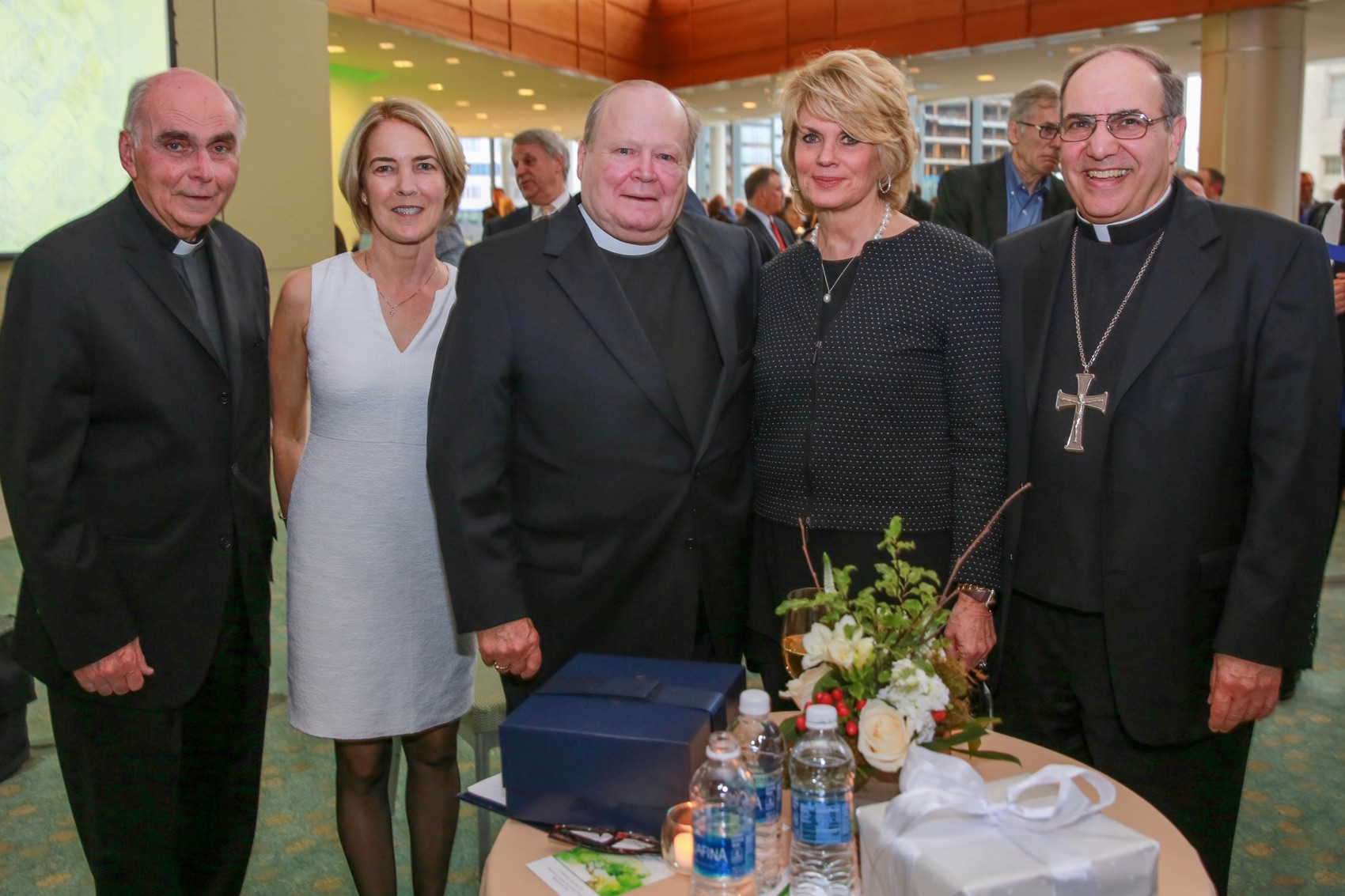 POUA Honors Anne Finucane at Spring Celebration