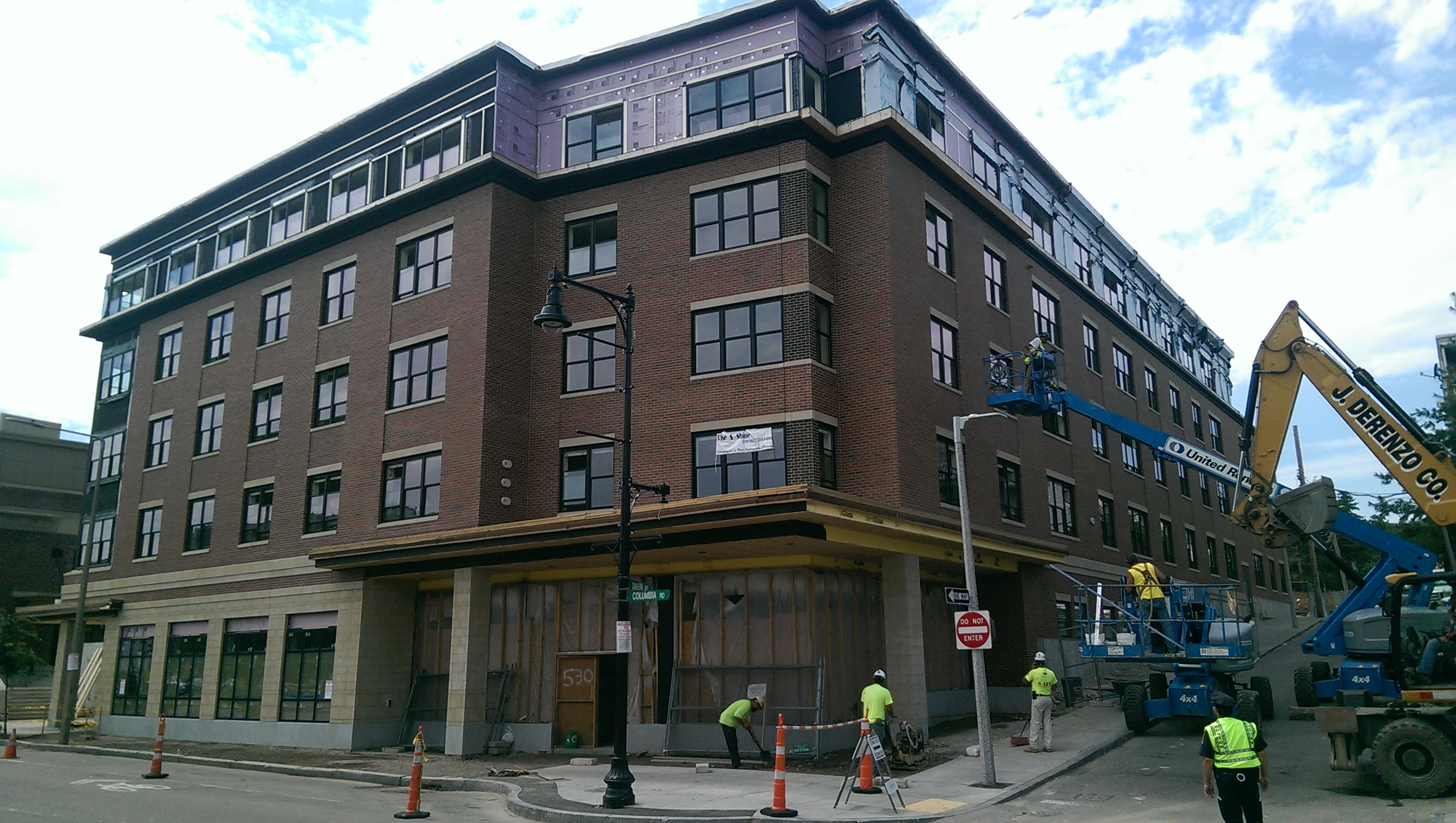 Move-in Update: St Kevin's, Dorchester