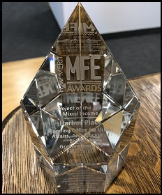 Multifamily Executive Award 2018