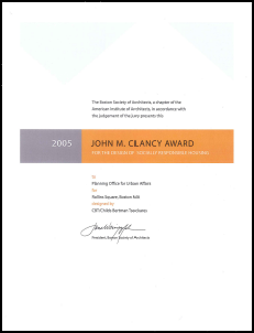 John M. Clancy 2005